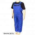 Nohavice na traky detské NIKA modre